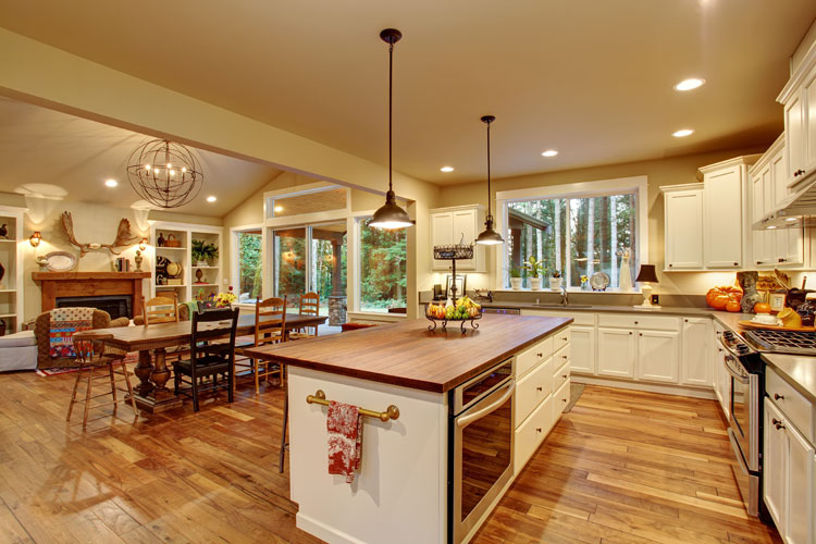 Clay Floors - Beautiful Hardwood Flooring